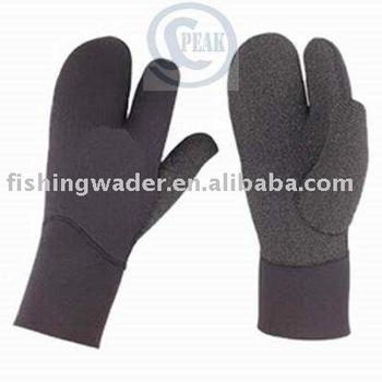 neoprene diving glove 018