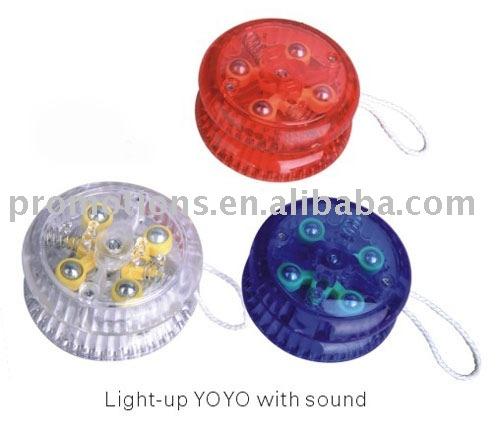 light up sound yoyo