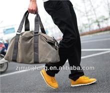 fashion canvas bag for travel