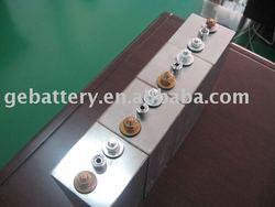 3.2V 120AH LiFePO4 battery pack