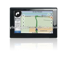 SiRF AtlasV 4.3 inch Car Navigation GPS