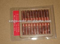 welding tip ,contact tip , soldering tips