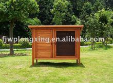Wooden Animal House Rabbit Hutch