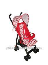 2012 lightest buggy,umbrella buggy stroller for baby