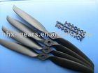 10*7E nylon propeller for rc helicopter