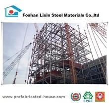 Steel Structure for multiple floor building