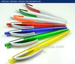 Special design promotional plastic pen FF09018