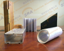 Custom Aluminum Extruded Profiles - High Quality Aluminium