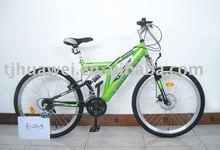 "Mountain bike 26"" MTB bike full suspension competitive price geared hot model"
