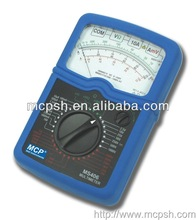 MCP MS-406 ANALOG MULTIMETER