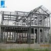 two-storey light steel structure house(prefabricated house)