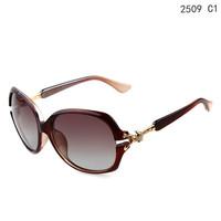 2015 Good quality new designer fashion women polarized sunglasses