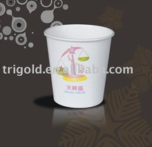your own deign 7oz paper cup/disposable paper cup