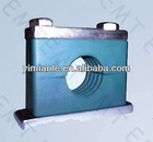single hole heavy type pipe clamp