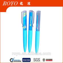 2014 Plastic Liquid pen/Liquid floating pen /floating pen for promotion product F003