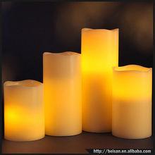 paraffina led candela di cera