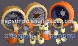 Customized PU Wheel