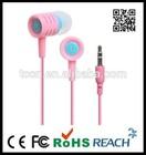 Stereo high quality best sale earphone