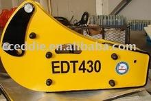 backhoe loader hammer case 580