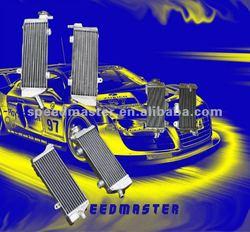 Aluminum motorcycle radiator for Honda, Yamaha and KTM