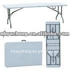 8FT Plastic folding table