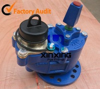 BS750 FIRE HYDRANT with epoxy coated