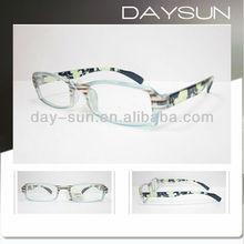 De plástico de lectura Sunglasses-RP228