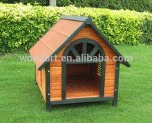 Wooden Dog Kennel,FSC,Solid Wood