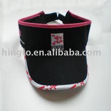 2014 hot sale wholesale fashion visor cap