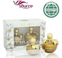 2014 GOLD APPLE women original perfume in Dubai