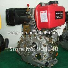 air cooled electric start 10HP camshaft diesel engine 186FAS