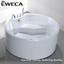 Round Freestanding Bathtub