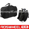 Folding bike bag with wheels 15210