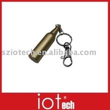IO-UP167 metal bottle usb