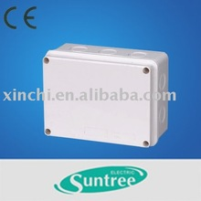 ABS Waterproof pvc junction box/ electrical plastic junction box