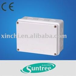 ABS Waterproof pvc junction box/ electrical plastic junction box