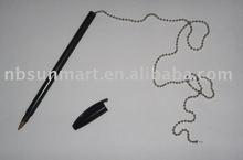 metal chain pen
