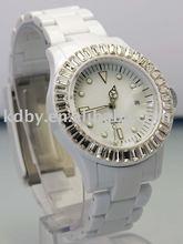 Shamballa Plastic Big Real Diamod Watch Brand Logos