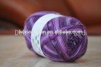 crochet South American wool yarn for hand knitting yarn