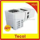 Monoblock refrigeration unit for small cold room