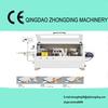 Semi-automatic woodworking edge banding machine