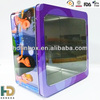 gift tin gift box metal gift box with window and colorful printing