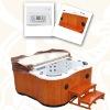 Novel style massage hot tub,outdoor spa,whirlpool spa JCS-12