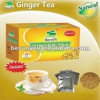 ginger tea health drink