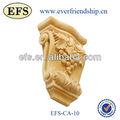 Casa de madera artesanía decorativa corbel ( efs - ca - 10 )