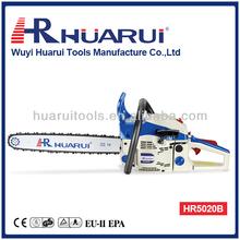 HR5520B 55CC Gasoline chain saw