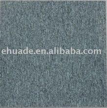 "Bitumen backing PP Carpet Tile , size 24"" x 24"""