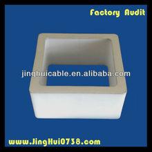 Electric vacuum metallized ceramic