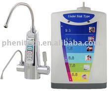 2012 hot sale model Under sink alkaline Water ionizer