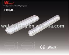 T8 waterproof light fixture zhongshan guzhen fluorescent fixture